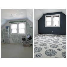Painted Rug Stencils Best 25 Painting Carpet Ideas On Pinterest Room Carpet Carpet