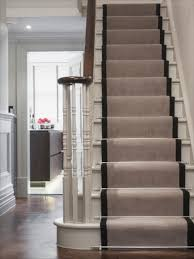 remarkable straight staircase with landing decor combined black