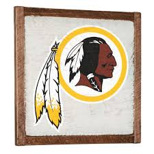 washington redskins rustic marlin designs