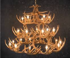 Antler Chandeliers For Sale Whitetail 42 Antler Chandelier Sale