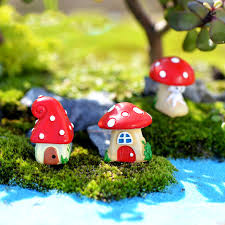 house figure decorative garden