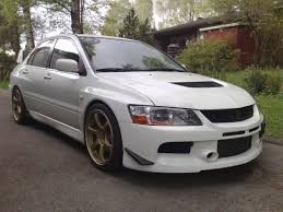 mitsubishi evo gsr custom police crash seized mitsubishi evo into garden wall karl u0027s blog