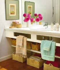 Impressive Design Ideas 4 Vintage Bathroom Exclusive Small Bathroom Decor Ideas Charming