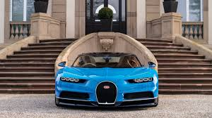 Bugatti Chiron Black And Gold Most Wanted Cars