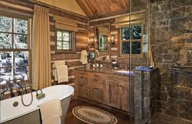 100 cabin bathroom designs west glacier montana cabin