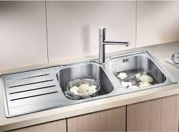 Blanco Sinks Silgranit Stainless Steel Undermount - Blanco kitchen sinks