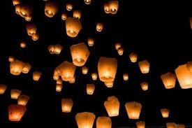 lantern kites buy my party shop grandshop sky lanterns pack of 10 online at low