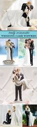 15 romantic wedding cake toppers that are stylish modern and