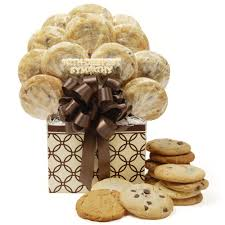 cookie baskets sympathy cookie bouquet