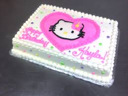 kids hello kitty cake main made custom cakes