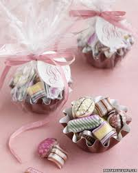 inexpensive wedding favors ideas handmade party favors martha stewart