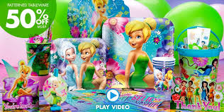 tinkerbell party ideas tinkerbell party supplies tinkerbell birthday ideas party city