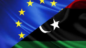 Lybian Flag Libya Eu Warns That Escalation Of Violence Endangers Political