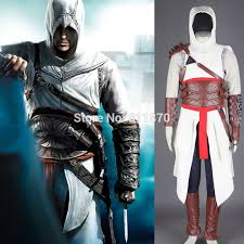 Assassin Creed Halloween Costume Cheap Assassin Creed Altair Costume Aliexpress