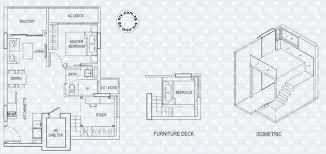 floor plans for urban vista condo srx property