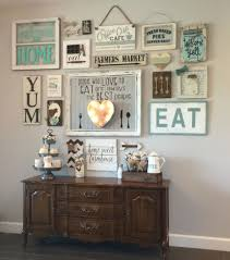 Kitchen Wall Decor Ideas Pinterest by Wall Decorations For Kitchens Kitchen Exciting Kitchen Wall