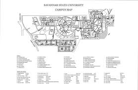 University Of Utah Campus Map by Savannah State University Alumni Information Update Form