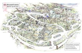 Santa Fe Map Property Map