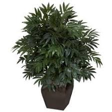 silk plants bamboo artificial plants for less overstock