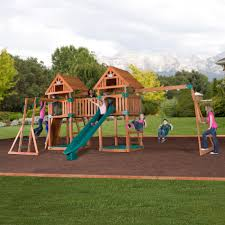 backyard discovery tucson cedar wooden swing set replacement parts