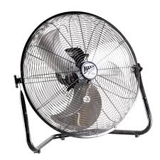 Portable Garage Home Depot Ventamatic 20 In High Velocity Floor Fan Hvff 20ups The Home Depot