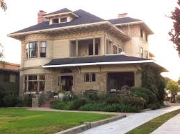 Craftsman Style Architecture by A Mapped Introduction To La U0027s Many Varieties Of Victorian Mansions