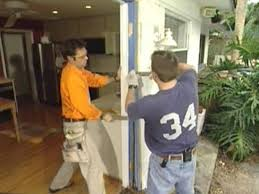Removing A Patio Door How To Remove And Replace Exterior Doors How Tos Diy