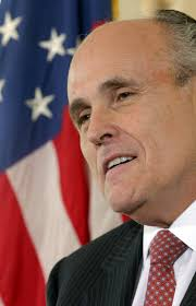 Rudolph (Rudy) Giuliani when running for president of the USA - rudy-giuliani
