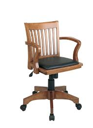 Wood Office Furniture by Wooden Office Chair Back On Trends Home Design By John