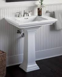Bathroom Sinks With Pedestals Marvelous Idea Pedestal Bathroom Sink On Bathroom Sinks Home