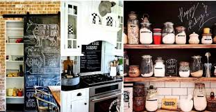 cuisine ardoise 21 façons tout simplement magnifiques d utiliser la peinture à