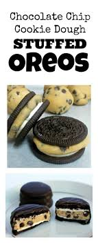 where to buy white fudge oreos chocolate chip cookie dough stuffed oreos to be in the kitchen