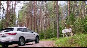 2017 new renault koleos initiale paris driving video video