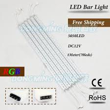 Led Lights Kitchen Cabinets by Popular Rgb Led Bar Buy Cheap Rgb Led Bar Lots From China Rgb Led