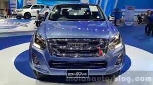 2016 isuzu d max pickup showcased u2013 2015 thailand motor expo