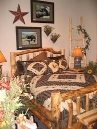 tahoe lodge style furnishings cabin fever tahoe bedroom