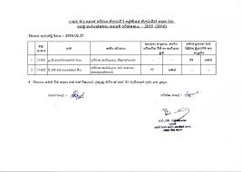 Appointment Letter Sinhala Public Service Commission North Central Province Exam Result