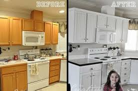 How To Update Kitchen Cabinets by How To Redo Kitchen Project For Awesome Updating Old Kitchen