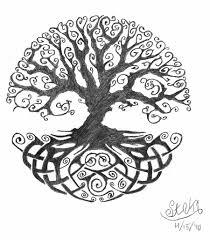 celtic knot tree of tattoos celtic knots