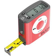 etape16 et16 75 db rp digital tape measure 16 feet red