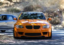 paul walker porsche fire e92 m3 fire orange color dct varis akra volks bbk 1m m3 front