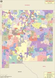 Zip Code Map Orlando by Zip Code Map Of New Mexico Zip Code Map