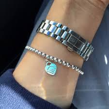 bead bracelet tiffany images Tiffany co jewelry authentic tiffany co bead bracelet small jpg