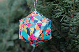 geometric ornament tutorial sewing 4 free