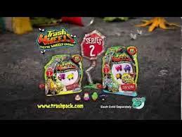 moose toys trash pack trash wheels series 2
