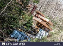fallingwater stock photos u0026 fallingwater stock images alamy