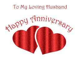wedding anniversary wedding anniversary greeting ecard to my loving husband happy