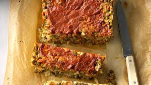 lentil loaf recipe taste of home