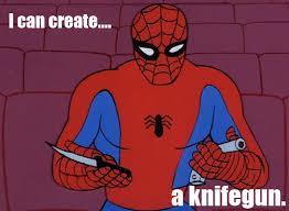 Make A Spiderman Meme - spiderman spiderman by 501joxter on deviantart