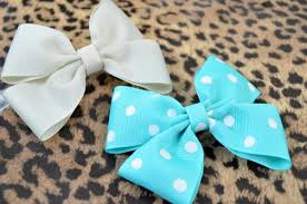 bow for hair how to make a hair bow